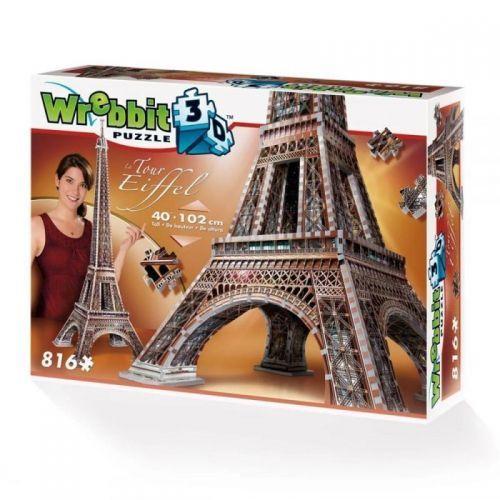 TOUR EIFFEL 3D SIDJ W3D-2009