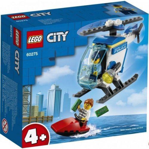 LHELICOPTERE DE LA POLICE 60275 LEGO