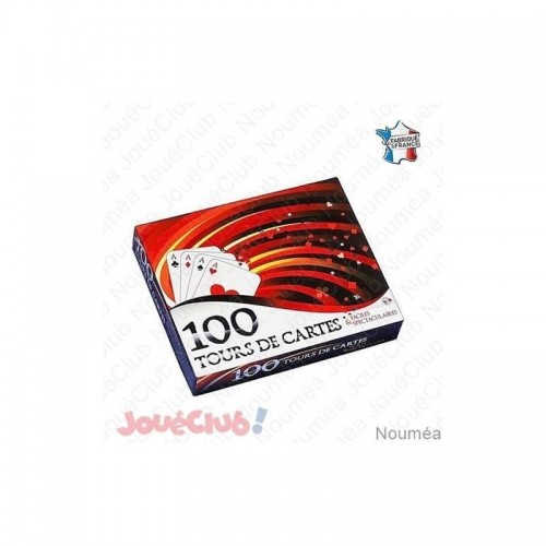 100 TOURS DE CARTES SIDJ 001080