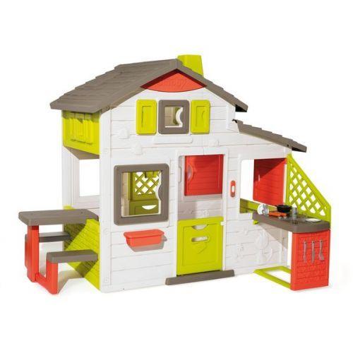 MAISON NEO FRIENDS HOUSE + CUISINE SMOBY 810202