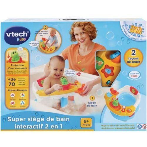 NOUVEAU SIEGE DE BAIN VTECH 515405