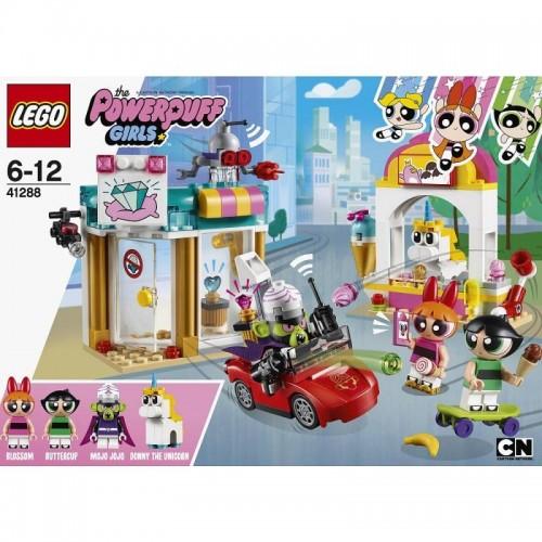 L'ATTAQUE DE MOJO JOJO LEGO 41288
