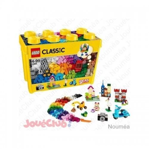 BOITE DE BRIQUES CREATIVES LEGO 10698