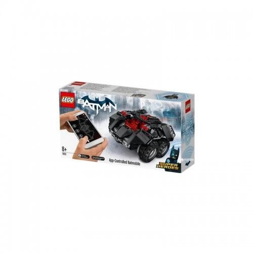 LA BATMOBILE TELECOMMANDEE LEGO 76112