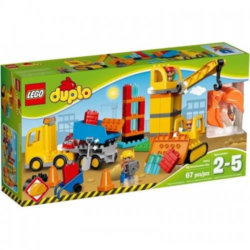 LE GRAND CHANTIER LEGO 10813