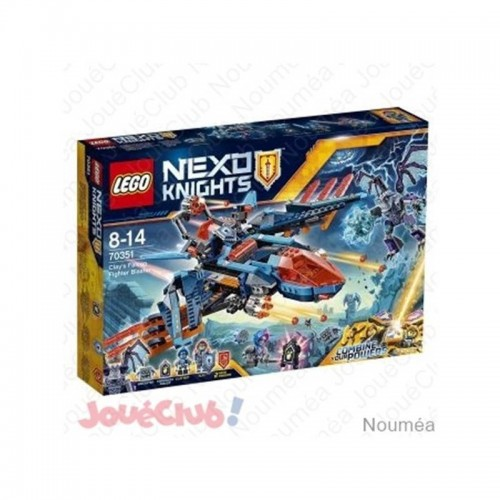 LE FAUCON DE COMBAT DE CLAY LEGO 70351