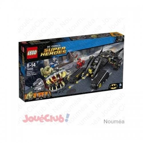 BATMAN CHOC DANS LES EGOUTS LEGO 76055