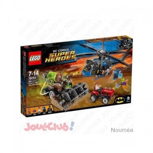 BATMAN LA RECOLTE DE PEUR DE LEPOUVANTAIL LEGO