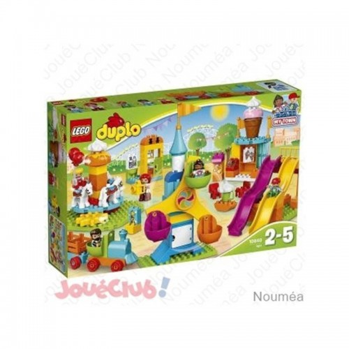 LE PARC DATTRACTION LEGO 10840
