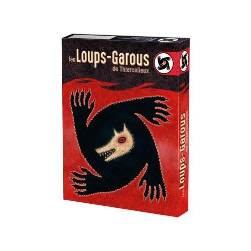 LOUPS GAROUS  ASMODEE LMELG01FR