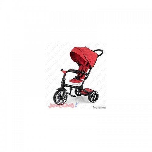 TRICYCLE PRIME ROUGE SIDJ T550