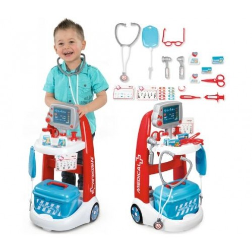 CHARIOT MEDICAL ELECT SMOBY 340202