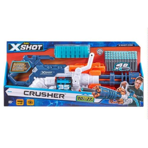 XSHOT DART BLASTER EXCEL ZURU 36382