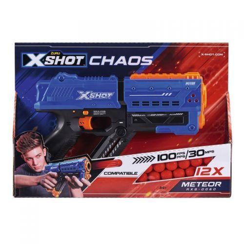 XSHOT DART BALL BLASTER CHAOS ZURU 36282