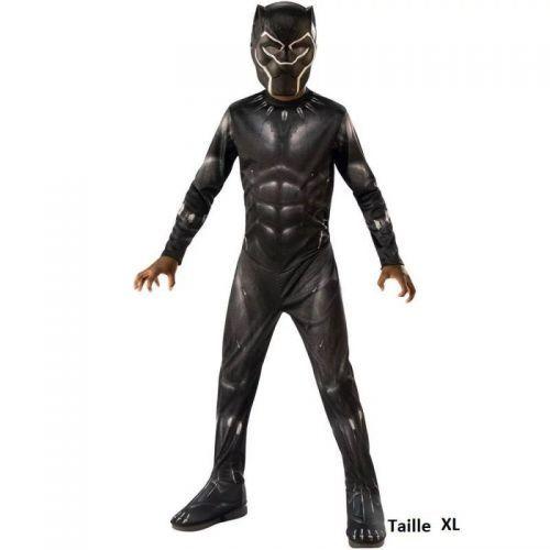DEGUISEMENT BLACK PANTHER XL RUBIES 700657XL