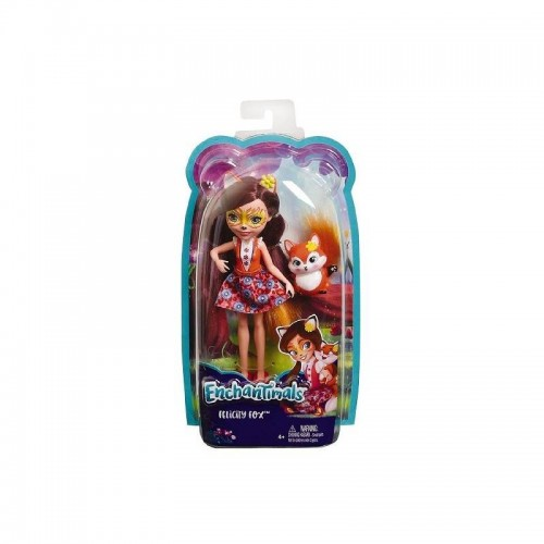 ENCHANTIMALS MINI POUPEE SIDJ DVH87