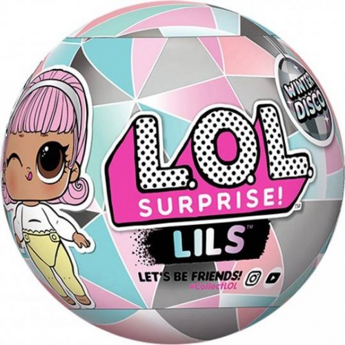 LOL SURPRISE LILS SIS PET ASST GP TOYS LLU85000