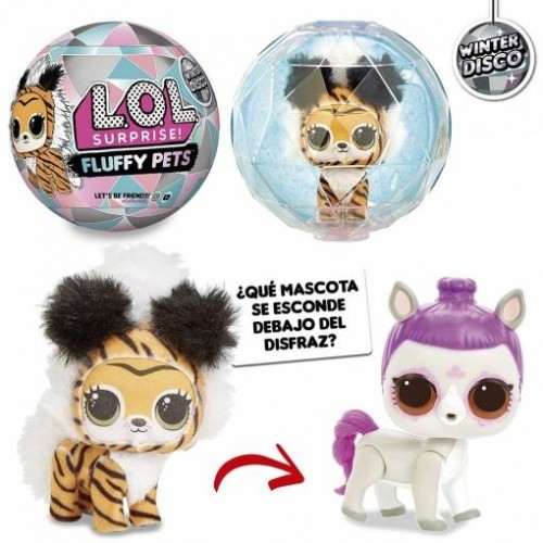 LOL SURPRISE FLUFFY PETS ASS GP TOYS LLU86000