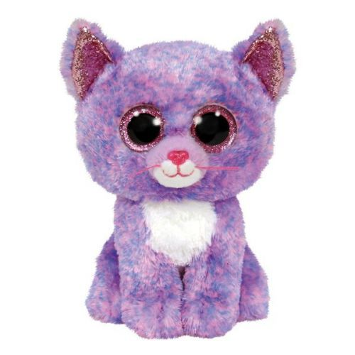 PELUCHE TY CASSIDY LE CHAT JURATOYS TY36248