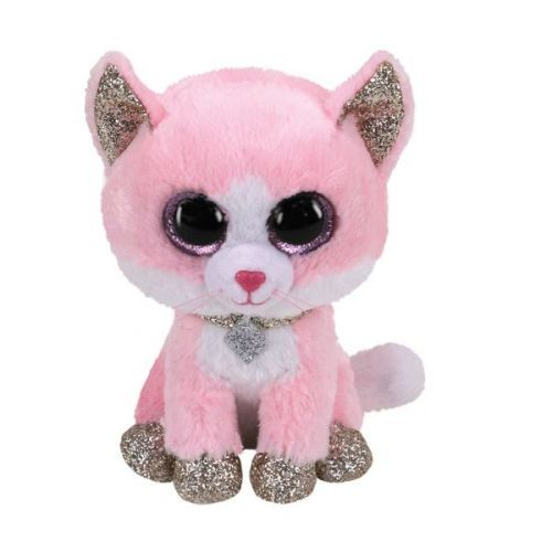 PELUCHE TY FIONA LE CHAT JURATOYS TY36366